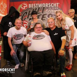 BESTWORSCHT in Town – Chili Contest
